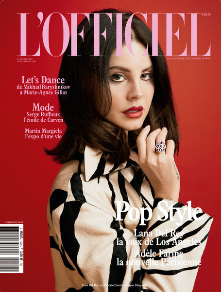 L'OFFICIEL (MARCH 2018)