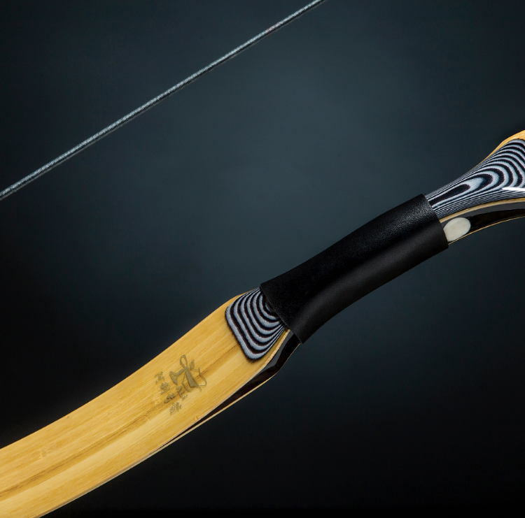 Alibow Wide Limbs Laminated Bow