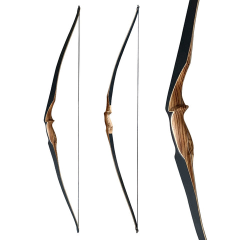 ArcheryMax Wooden Recurve Bow