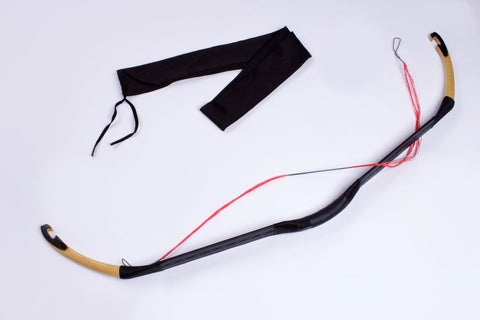 Traditional Archery Bow With Ox horn-free shipping
