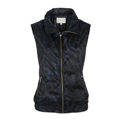 CONNIE CHEETAH VEST