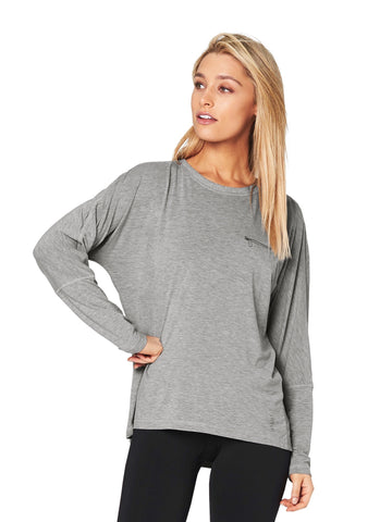 HARRIET CREW NECK SWEATER - NAVY