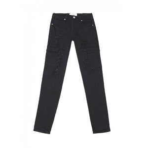 SIXTH JUNE JEANS - SORT slim fit - Jealous Denmark