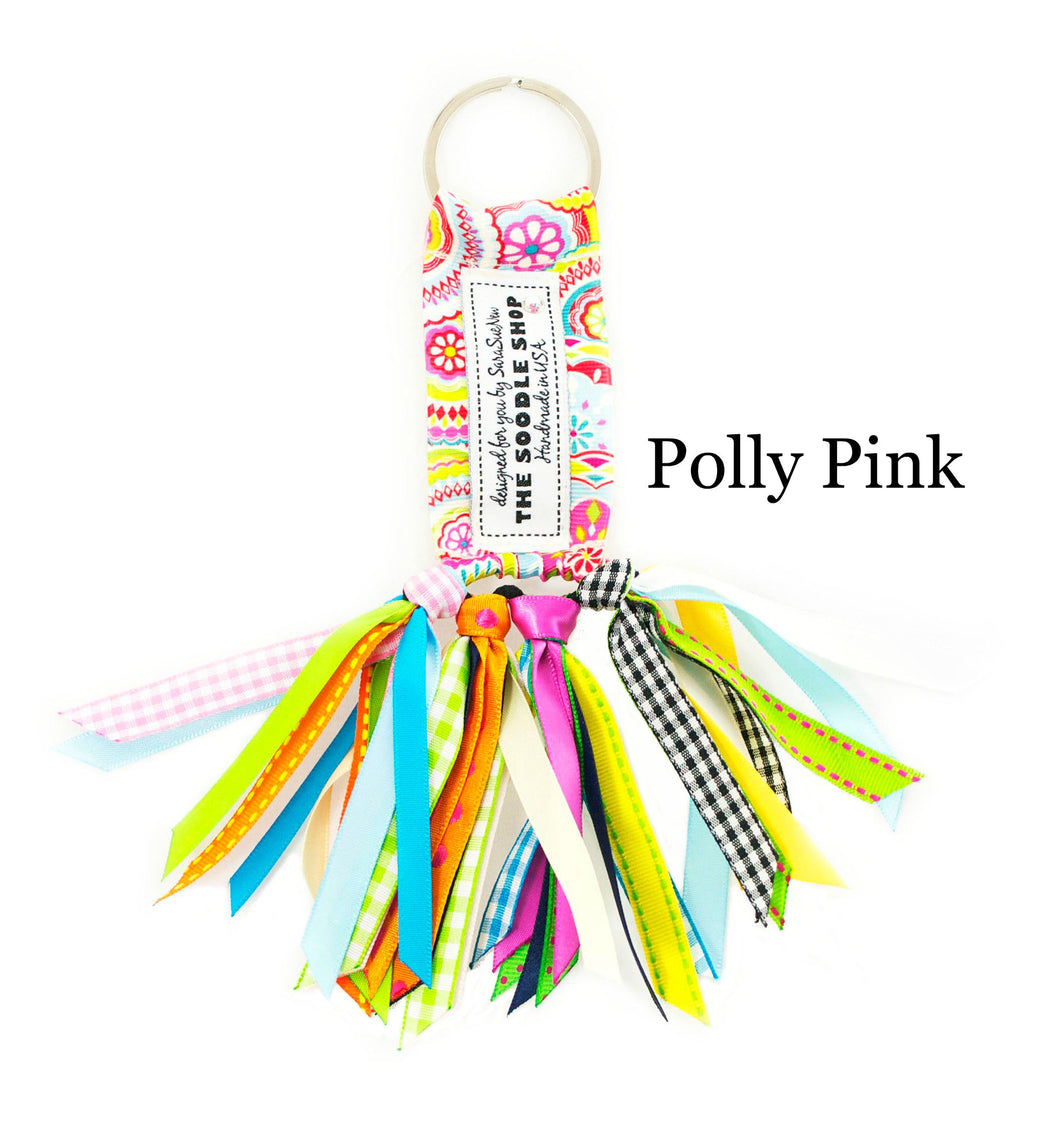 Ribbon Key Chain The Soodle