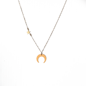 Moon Goddess Ritual Necklace - ISHKJEWELS