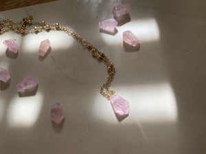 Morganite - ISHKJEWELS