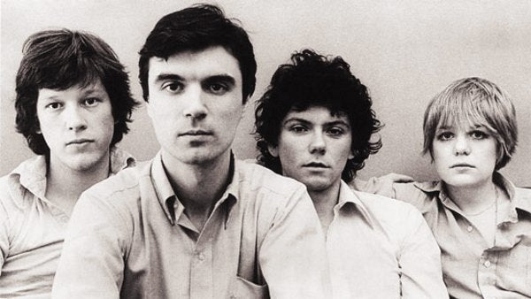 Talking Heads: psycho killers who stopped making sense