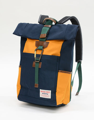 Master-Piece Link Rolltop Backpack