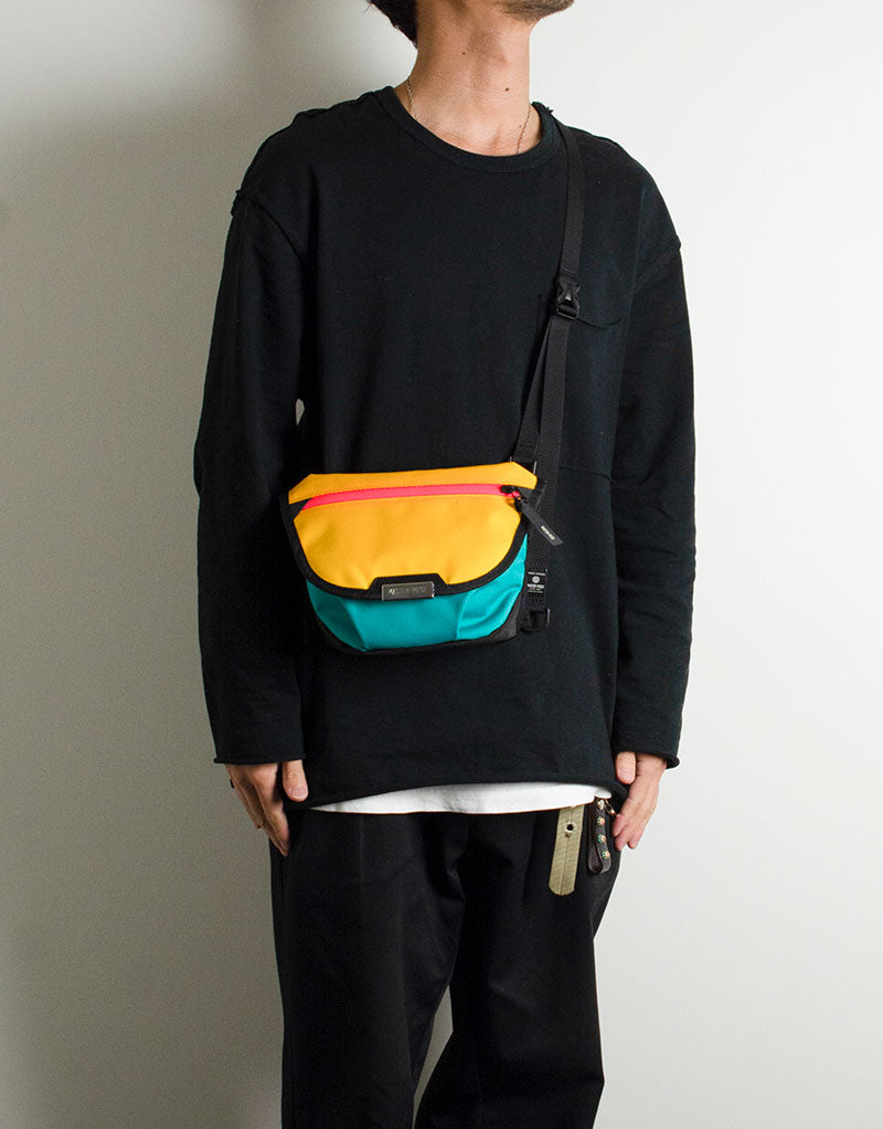 Master-Piece Flappy Messenger Bag Small