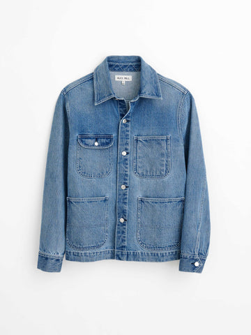 Alex Mill Vintage Denim Chore Jacket