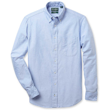 Gitman Vintage Plain Oxford Button Down Shirt