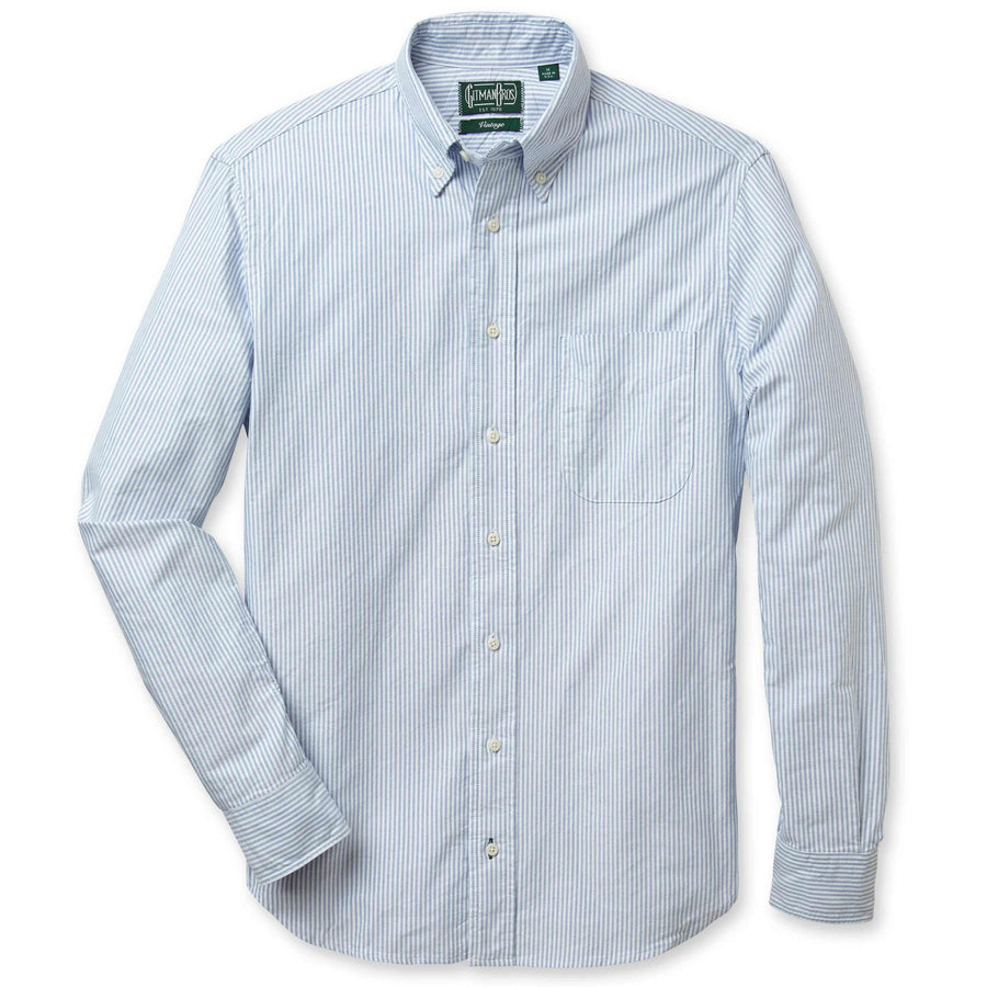 Gitman Vintage Stripe Oxford Button Down Shirt