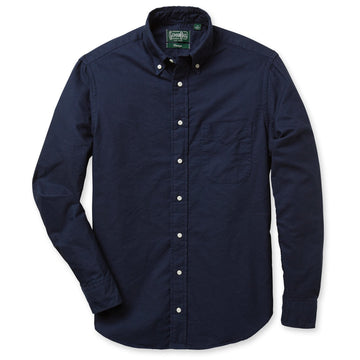 Gitman Vintage Overdyed Oxford Button Down Shirt