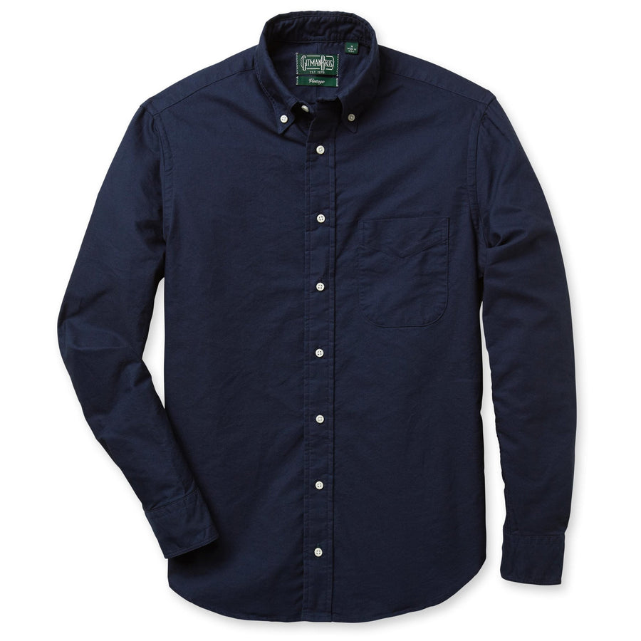 Overdyed Oxford BD Shirt