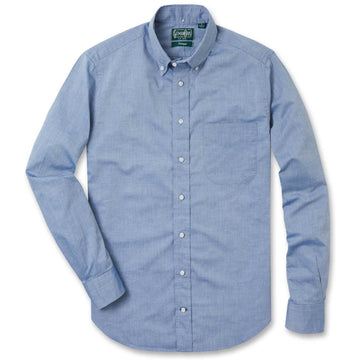 Gitman Vintage Chambray Cotton Shirt