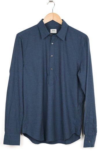 Aspesi Chiusa Cotton Pop-Over Shirt