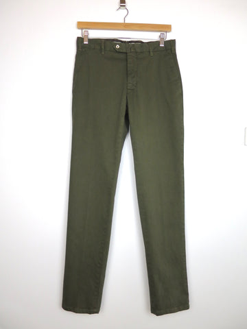 Modern Classic Brushed Cotton Stretch Chino