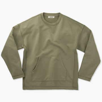Kerrin Kangaroo Pocket Crew Sweat