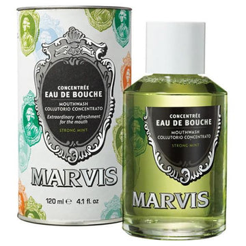 Marvis Concentrated Mouthwash Strong Mint