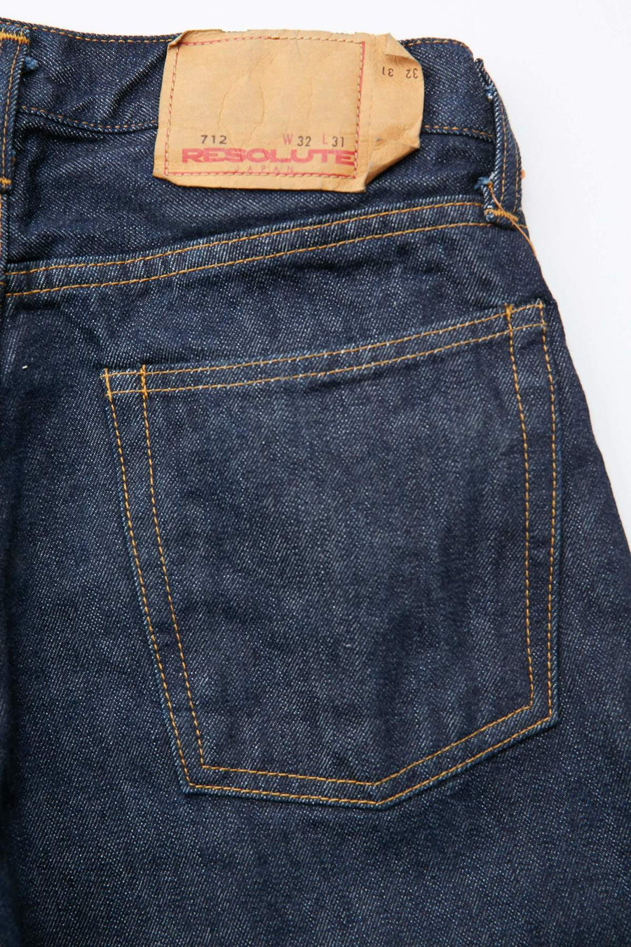 Resolute 712 Denim Jean