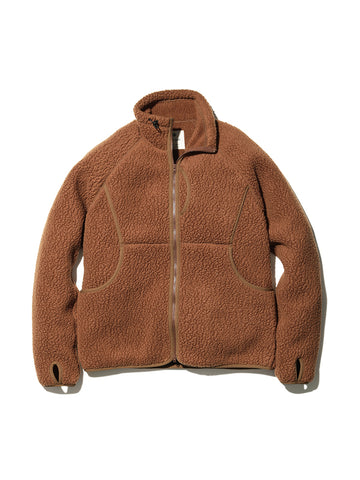 Snow Peak Classic Fleece Jacket