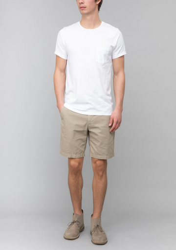 Save Khaki Light Twill Bermuda Short