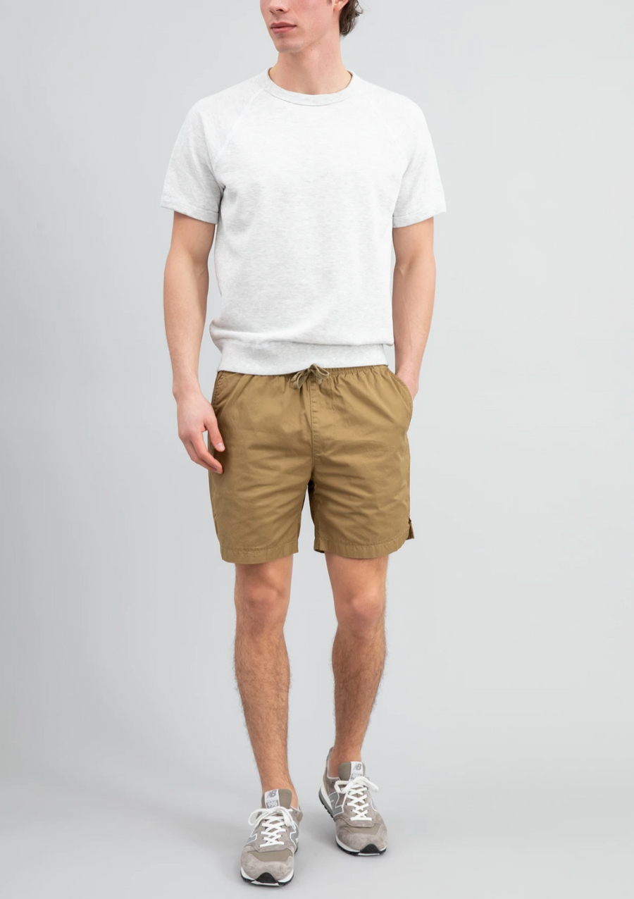 Save Khaki Light Twill Easy Short