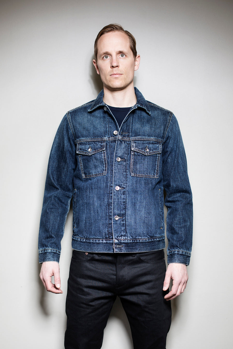 Standard Selvedge Denim Jacket