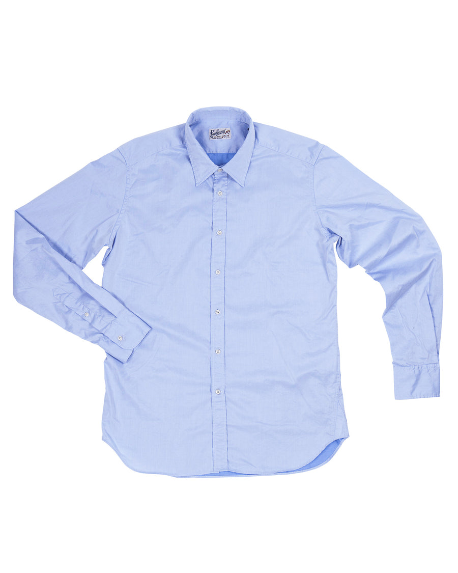 Belvilacqua Plain Twill  Shirt