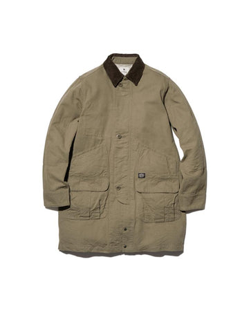 Snow Peak Takibi Duck Coat