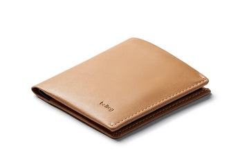 Bellroy Note Sleeve Tan