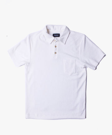 Howlin' Mr Fantasy Terry Pocket Polo