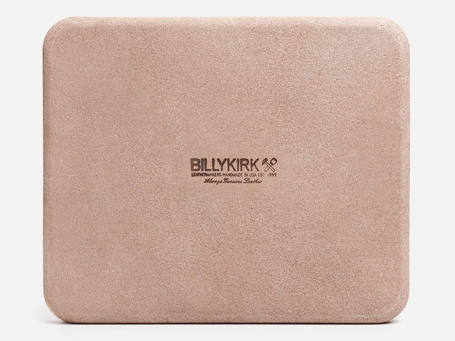 Billykirk No. 471 Large Leather Valet Tray