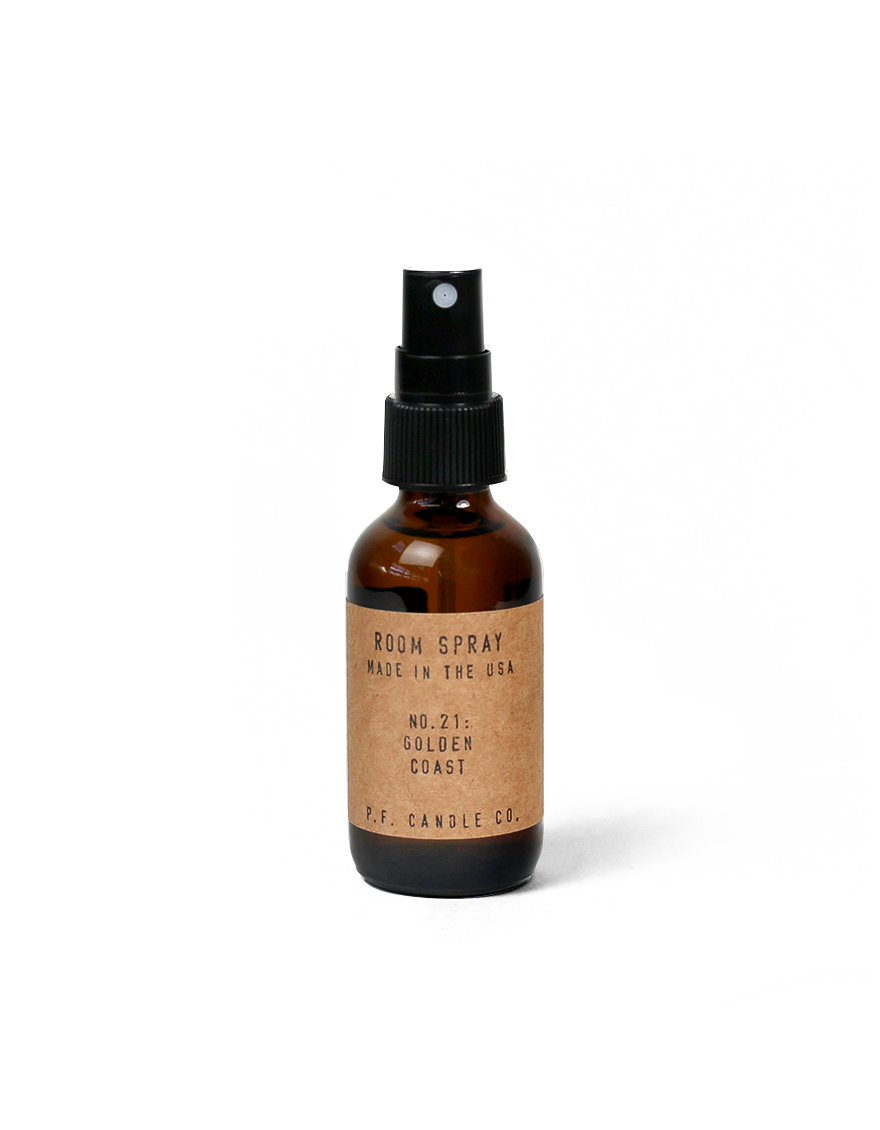 P.F. Candle Co. 59ml Room Spray Teakwood & Tobacco