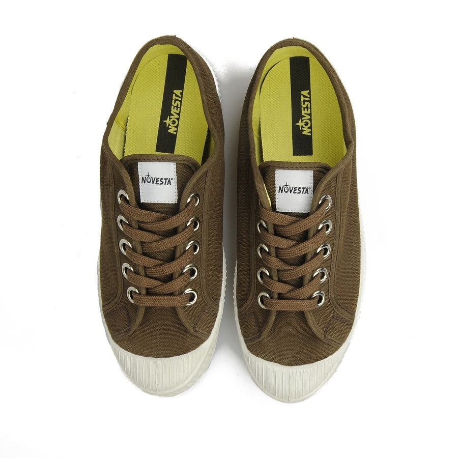 Novesta Star Master Sneaker Brown