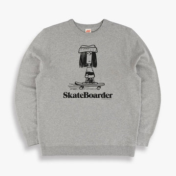 TSPTR Skateboarder Crew Sweat