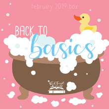 Last Box - February: Back To Basics