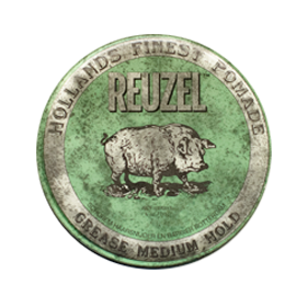 REUZEL - GREEN POMADE GREASE