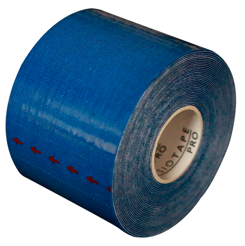 Vendaje Neuromuscular 5 cm x 5 mts Color Azul Marino
