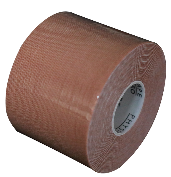 Vendaje Neuromuscular  5 cm x 5 mts Color  Beige (990272389163)