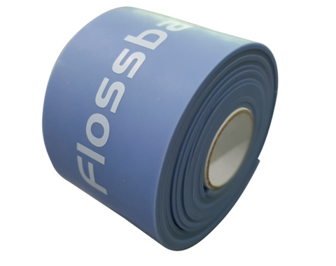 Flossband Blueberry (2.5X200)