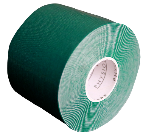 Vendaje Neuromuscular  5 cm x 5 mts Color Verde