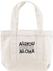 NEW! MINI TOTE - ALL YOU NEED