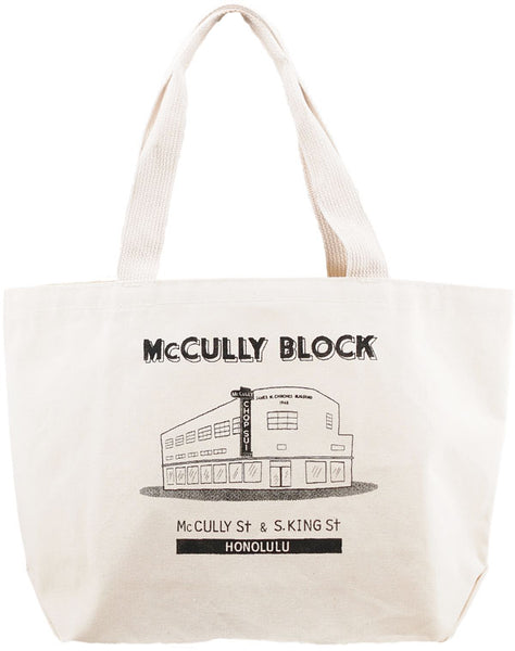 TOTE BAG - McCULLY BLOCK