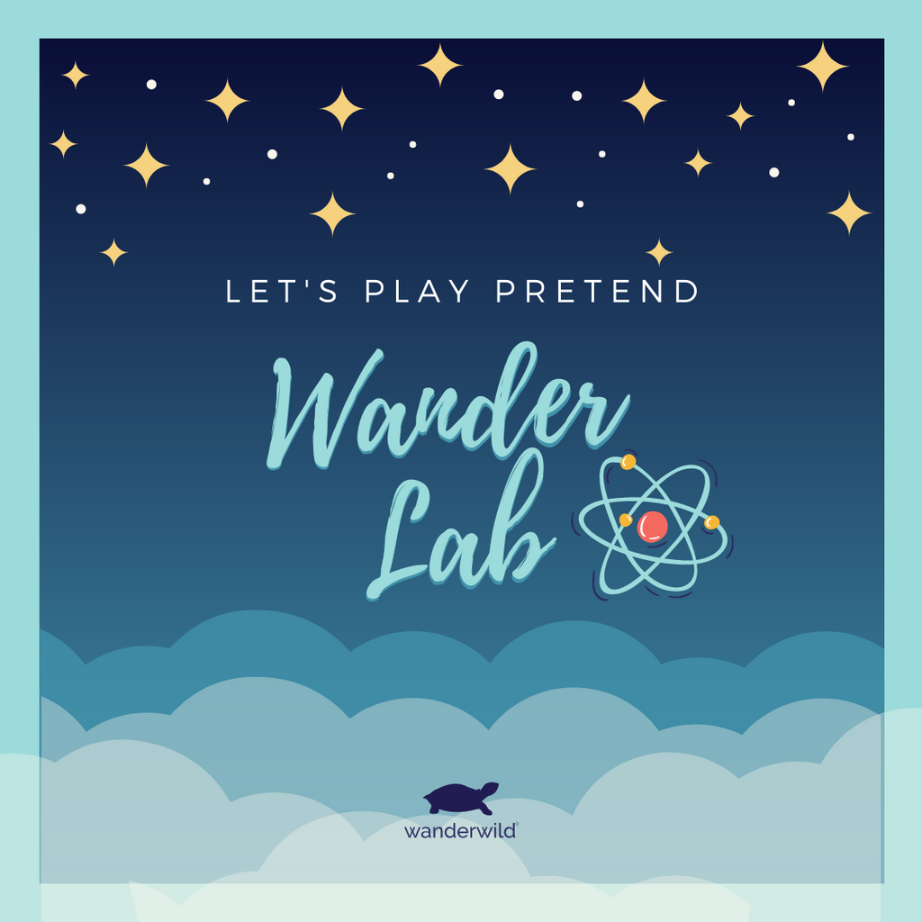 Let's Play Pretend - Wander Lab