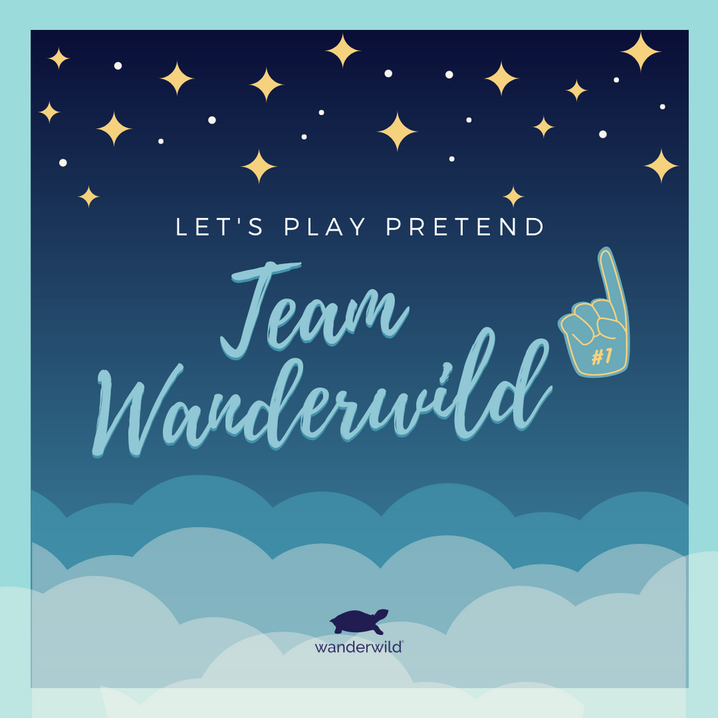 Let's Play Pretend - Team Wanderwild