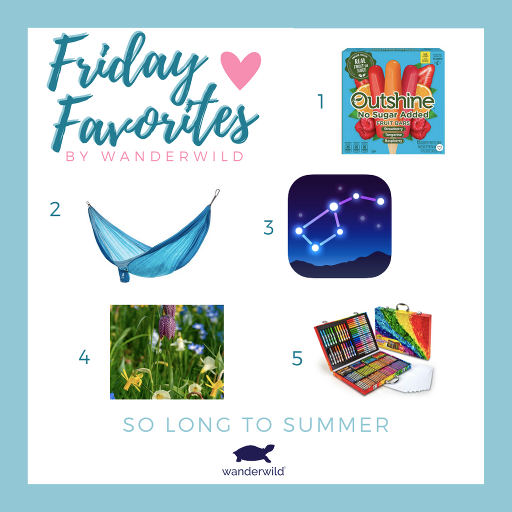 Friday Favorites - So Long To Summer