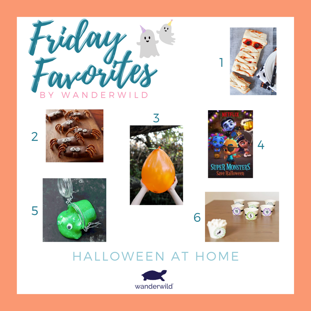 Friday Favorites - Halloween at Home