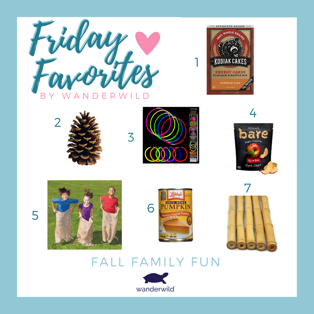 Friday Favorites - Fall Family Fun
