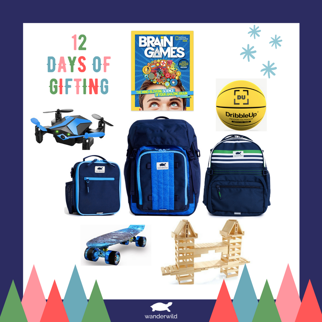 12 Days of Christmas: Boys 7-12